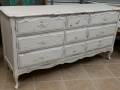 Long 9 Drawer Dresser After