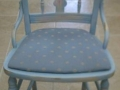 Small Upolstered Chair web