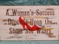 A Woman's Succes Depends