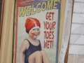 Custom Get your toes wet