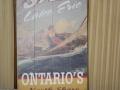 Custom - Sail Lake Erie sign