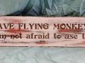 I Have Flying Monkeys