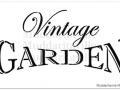M0010_Vintage Garden Stencil