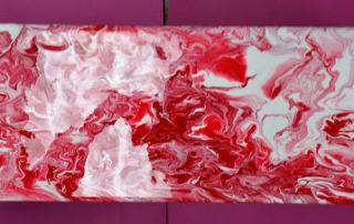 Tye Dye Drawer Front
